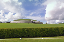 Newgrange on Google Street View