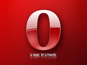 Opera's Logo