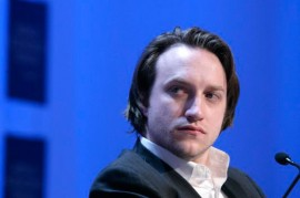 Chad Hurley, YouTube co-founder, due to speak at the DWS tonight