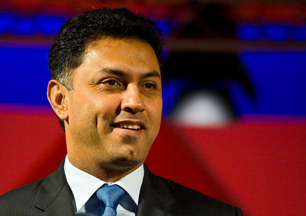 Nikesh Arora, Google's President of Global Sales Operations and Business Development