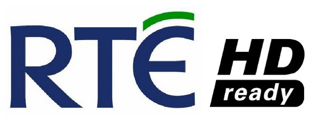 Combination of RTE and HD logos