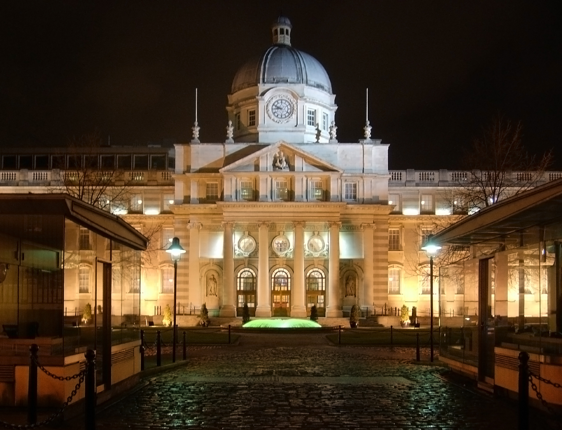 Government Buildings,Merriot Street