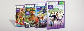 Microsoft Kinect Launch Lineup (Image Source: Microsoft)