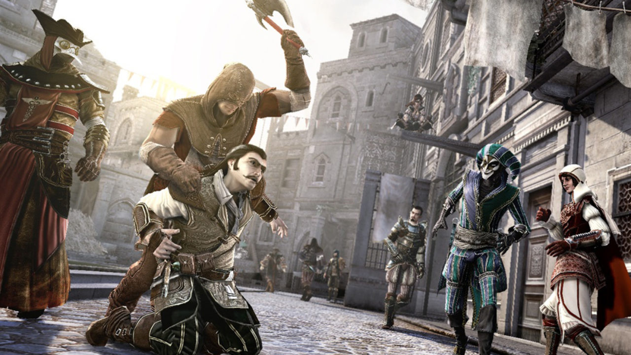 Exclusive Ps3 Only Content For Assassin S Creed Brotherhood