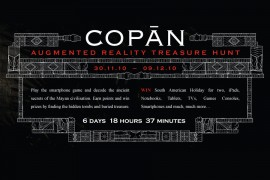 Copān – augmented reality treasure hunt