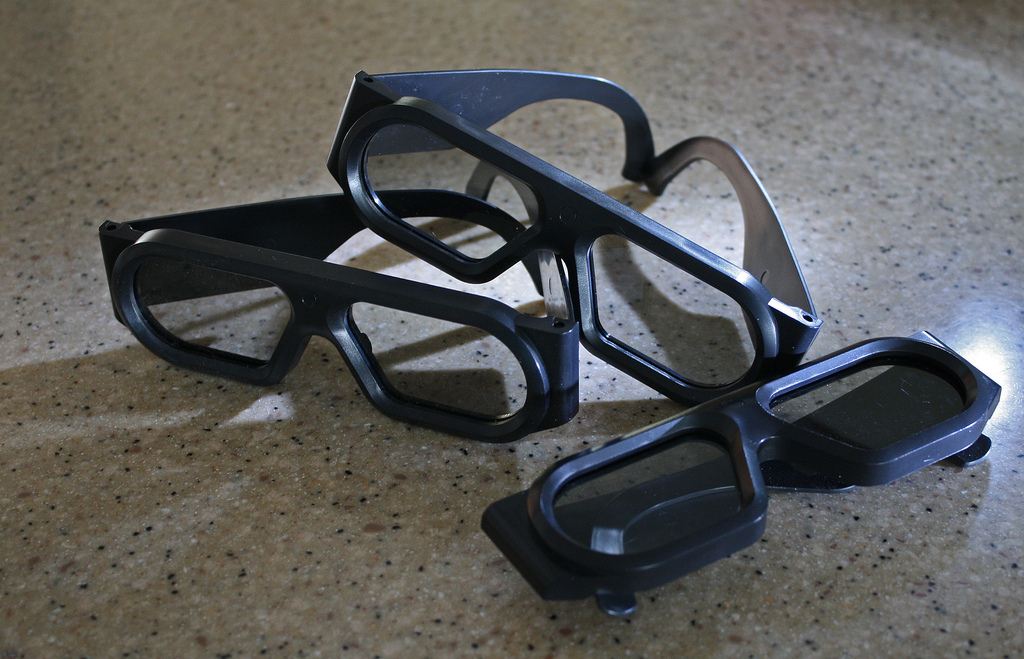 Apple hopes to eliminate the need for 3D glasses