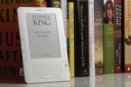 Amazon Kindle device