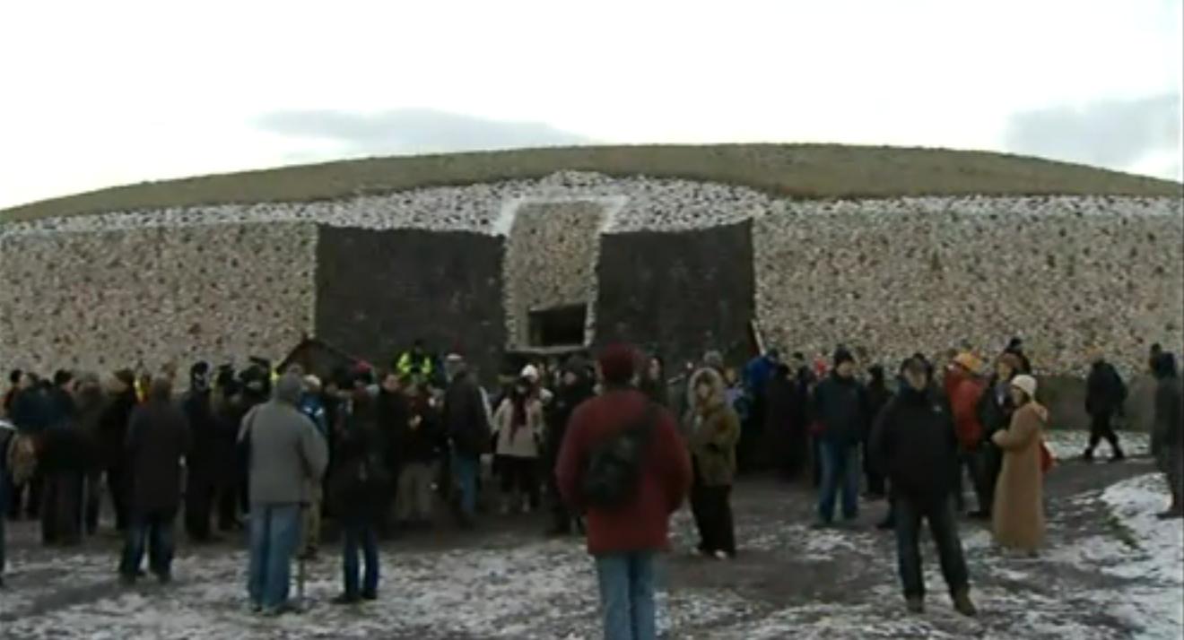 RTE Newgrange Video