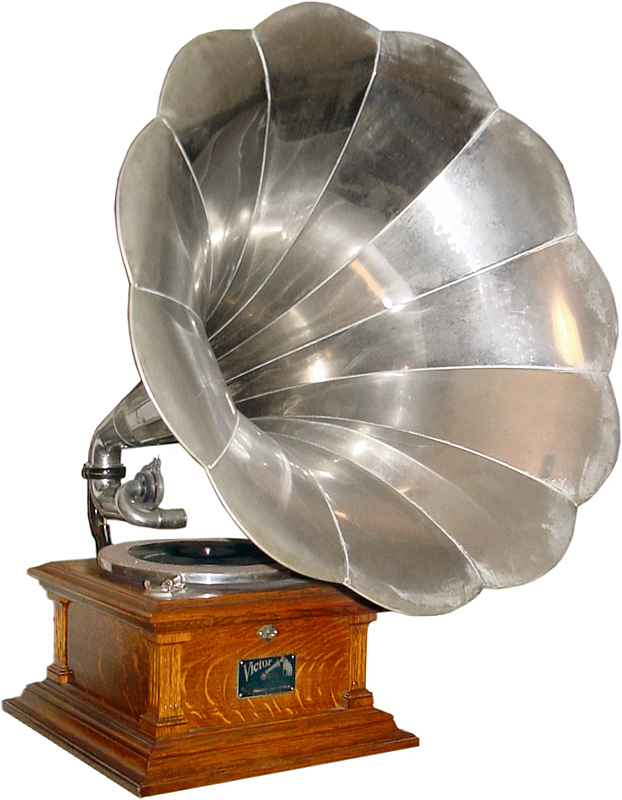Victor V Phonograph
