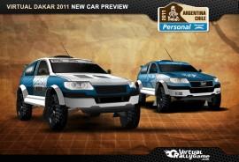 Dakar Rally Game
