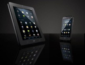 Vizio smartphone and tablet