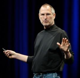 Steve Jobs via Wikipedia