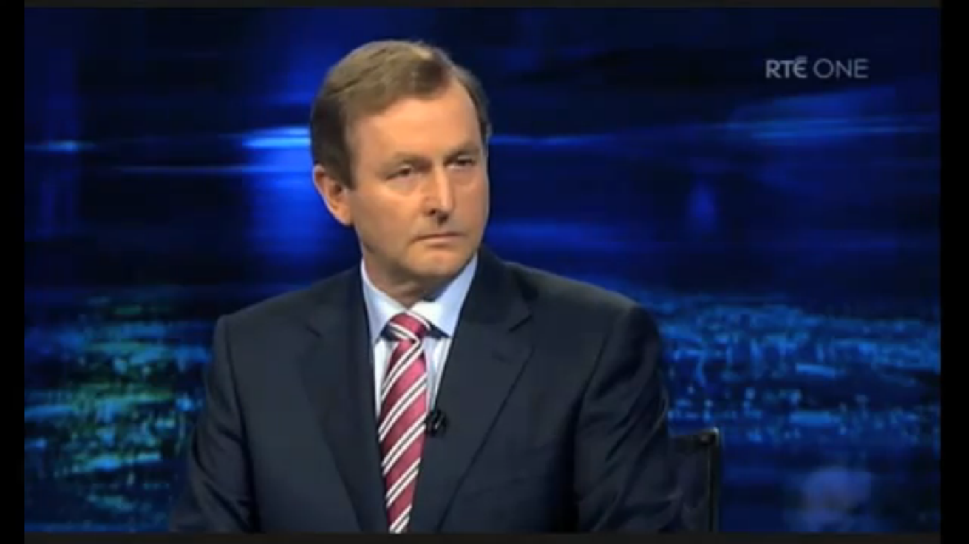 TaoiseachEnda YouTube Video