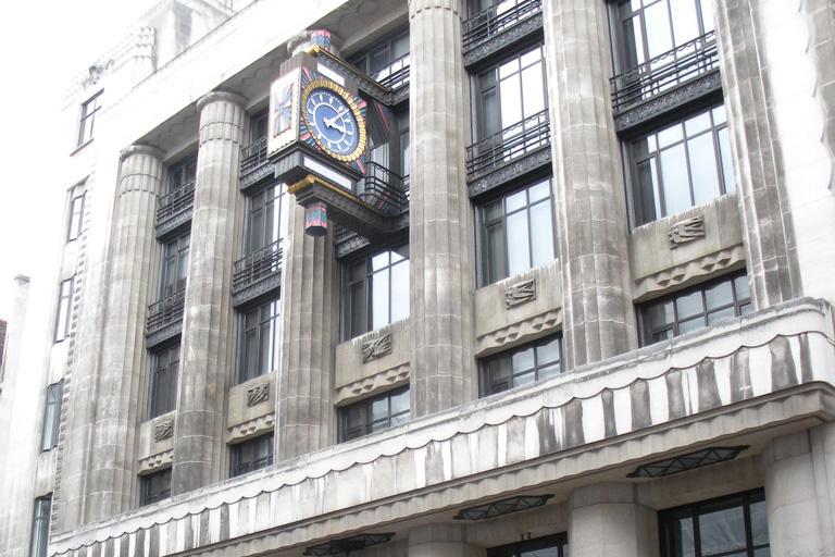 The Daily Telegraph building on London's Fleet Street