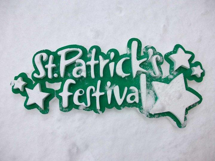 St Patrick's Festival logo 2011