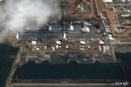 Fukushima nuclear plant 2011