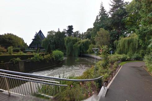 National Botanic Gardens in Dublin, Ireland