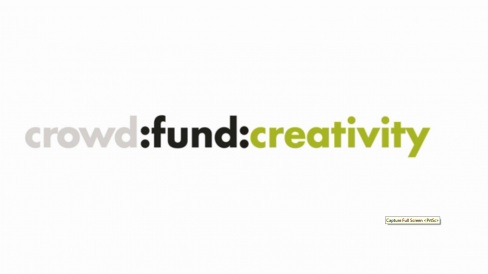 Crowd Fund Creativity