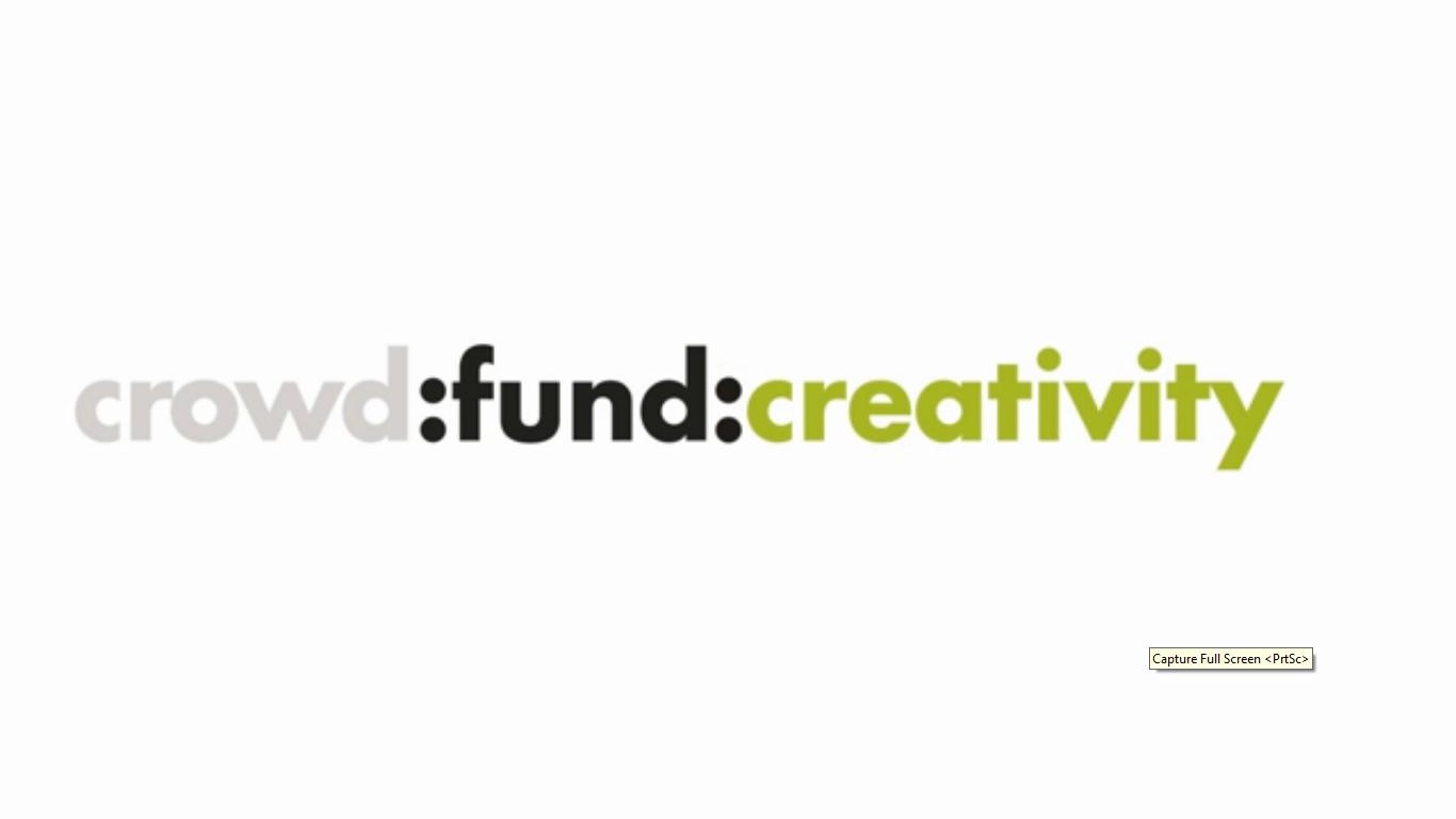 Crowd Fund Creativity