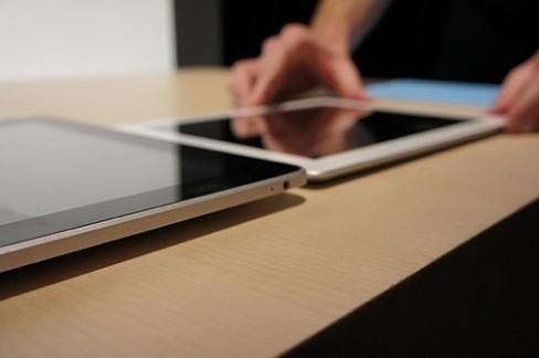 How the original iPad and iPad 2 compare