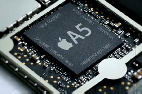iPad 2 A5 processor