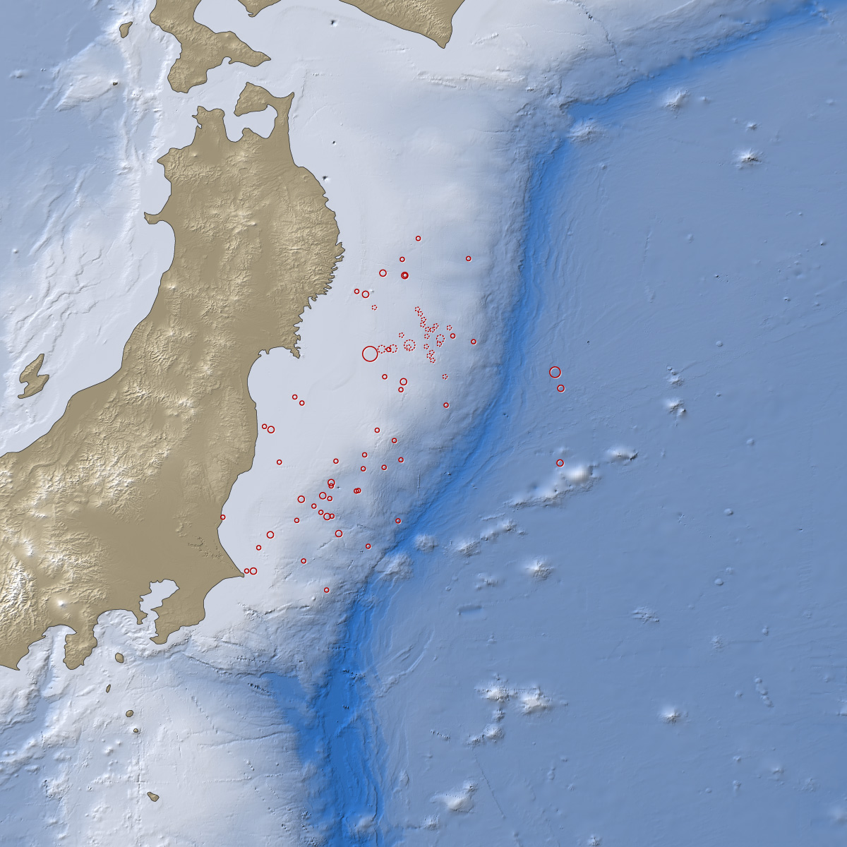 Japanese Sandai Earthquake