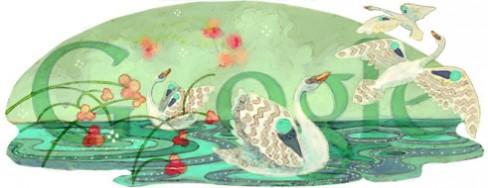Google's St. Patrick's Day Doodle