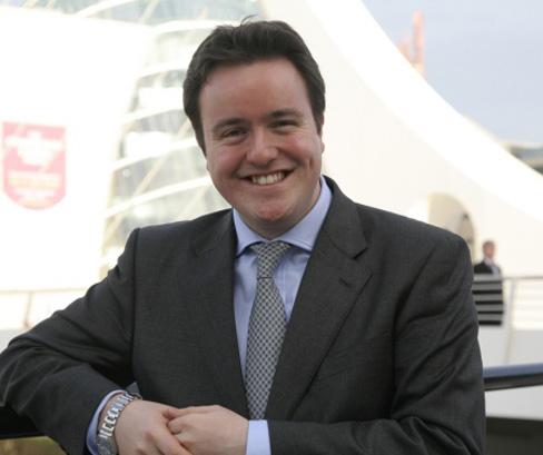 Blueface CEO Alan Foy