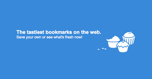 Social bookmarking service Delicious