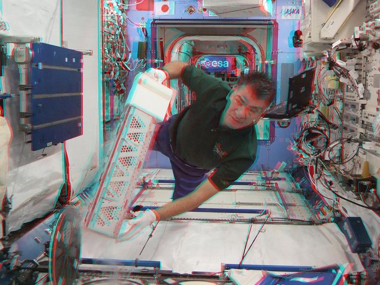 ESA Magisstra Mission 3D images