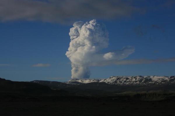 Grimsvotn volcano ash cloud via @hjortur