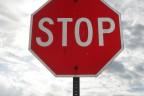 Stop sign. Credit: Kt Ann via Flickr