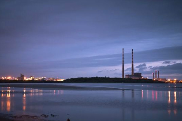 Dublin time-lapse video by Richard Twomey