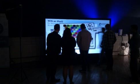 The Virtual Graffiti Wall
