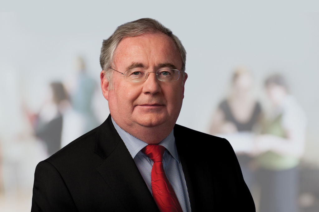 Pat Rabbitte - Minister for Communications, Energy and Natural Resources