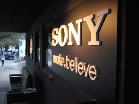 Sony Lounge at SXSW 2011