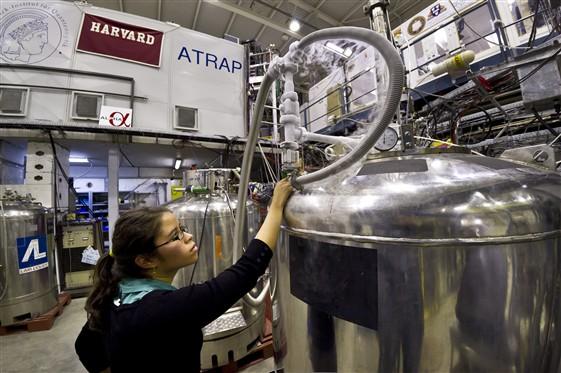 CERN's Cryostat