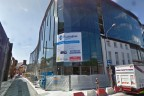 Apple's new offices on Cork's Half Moon Street overlooking the quays. Credit: Google Street View