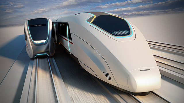 Moving platforms could revolutionise rail travel