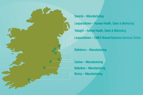 MSD operations in Ireland