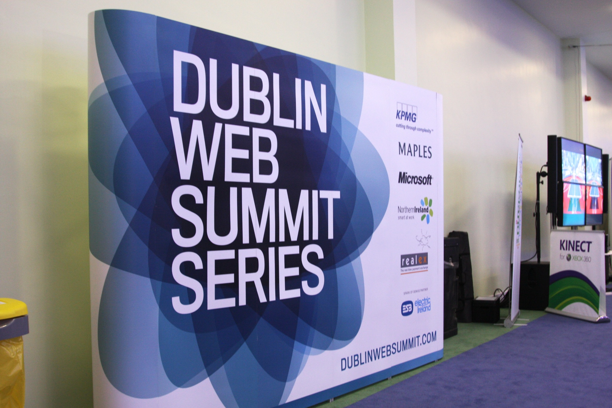 Dublin Web Summit Series