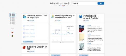 What do you love Dublin