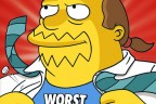 Comic Book Guy's Twitter profile image