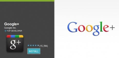 Google Plus Android App