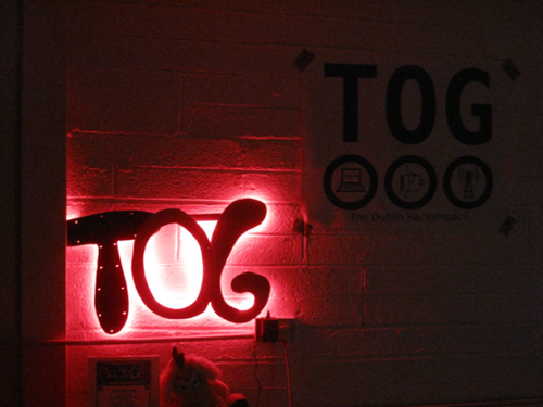 TOG, Dublin's Hackerspace