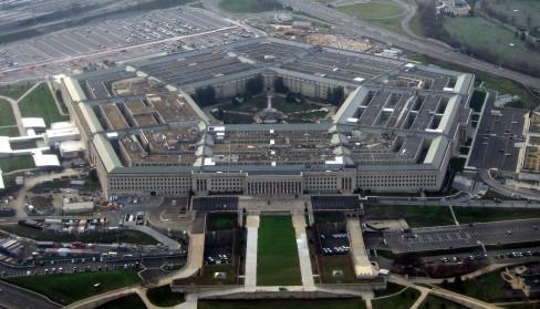 The Pentagon, via David B. Gleason/Wikipedia