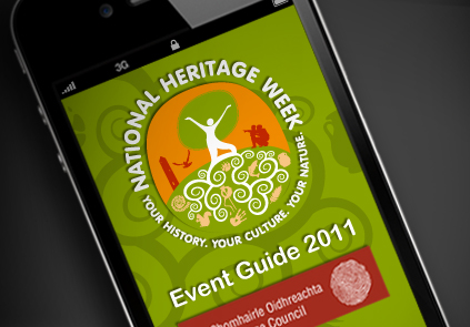 The National Heritage Week iphone app
