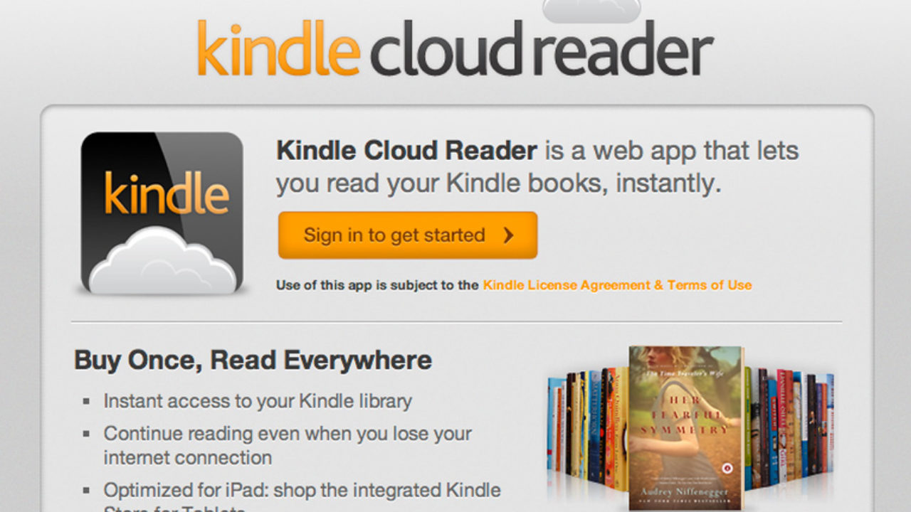 Amazon launches Kindle Cloud Reader to bypass Apple's App