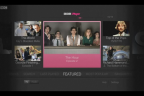 The new BBC iPlayer for TV