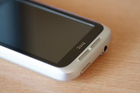 HTC Wildfire S speaker